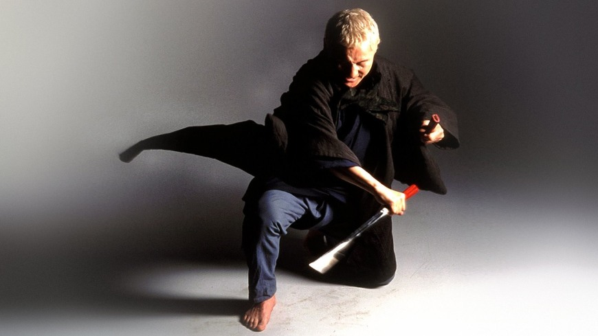 Zatoichi is very much the samurai equivalent of Charlie Chaplin's Little Tramp.