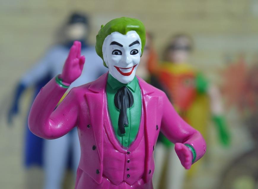 Joker in azione